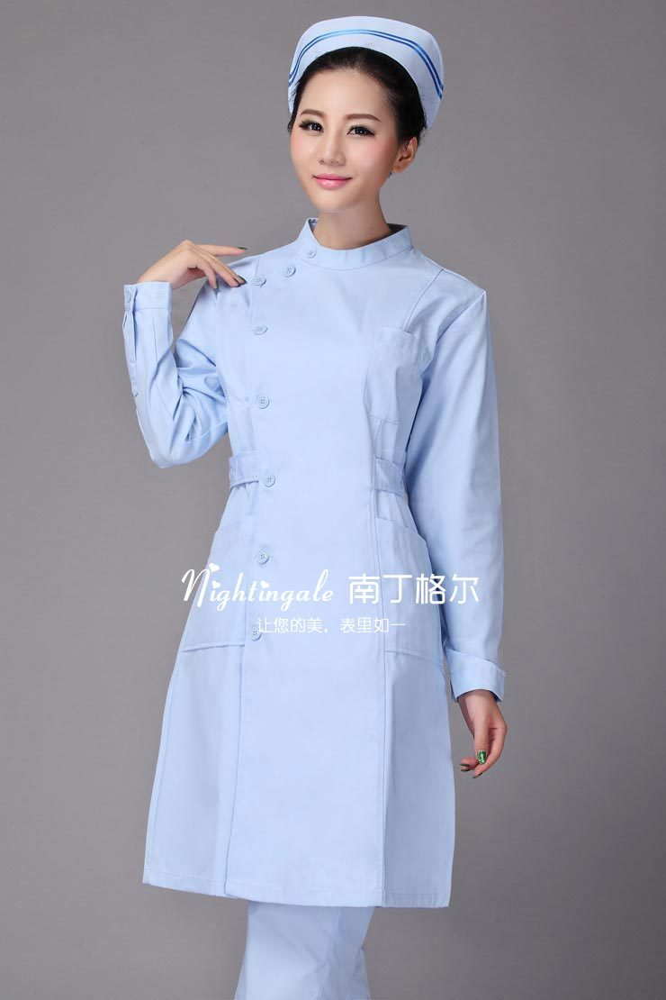 Long sleeve uniform dresses