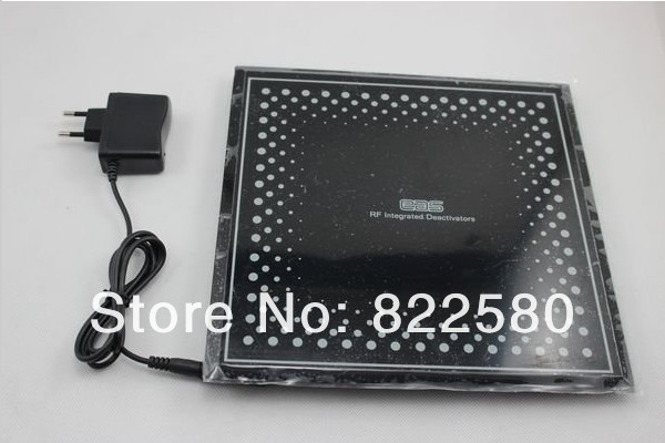 Free DHL shipping eas rf soft label decoder eas deactivator(China (Mainland))