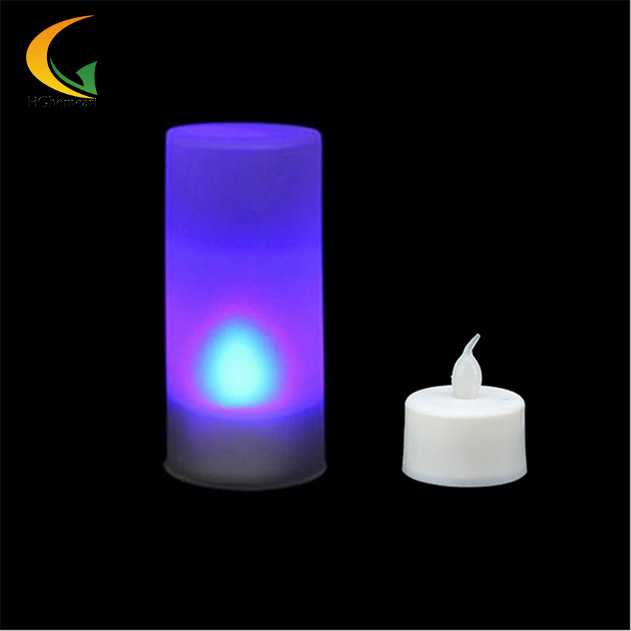 7 color baby room led electronic switch nightlight color - Color changing room lights ...