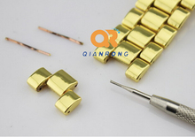 20 PC/Lot Watch Repair Tools Split Leather Strap Bars High Quality Steel Fork Tool Creative Watch Repairer(China (Mainland))