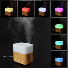 Neue neuesten 120ml ätherisches Öl diffusor farbwechsel ultraschall aroma luftbefeuchter für Haus/Büro(China (Mainland))