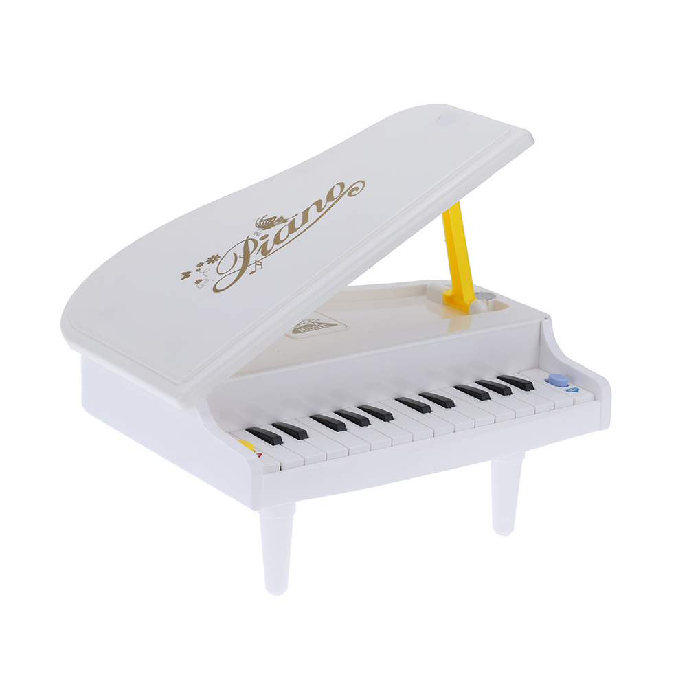 Mini Simulation Educational Piano Toy Musical Instrument For Children Popular Developmental Music Toy Color Random Delivery(China (Mainland))