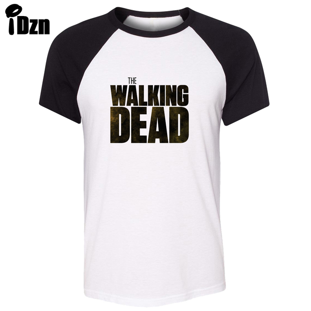 The Walking Dead T-Shirt – Unisex Summer Short Sleeve Teeshirt
