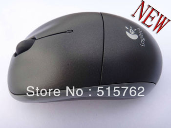 1 lot=5pcs black  free shipping 2.4G Logitech M215 Wireless Mouse with usb nano receiver ,computer Brand New mouse for PC   Mac