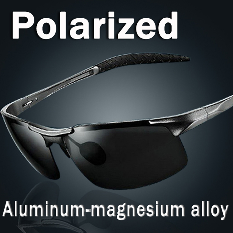 New Polaroid Sunglasses Men Polarized Driving Sun Glasses Mens Sunglasses Brand Designer Fashion Oculos De Sol  Masculino 8177C(China (Mainland))