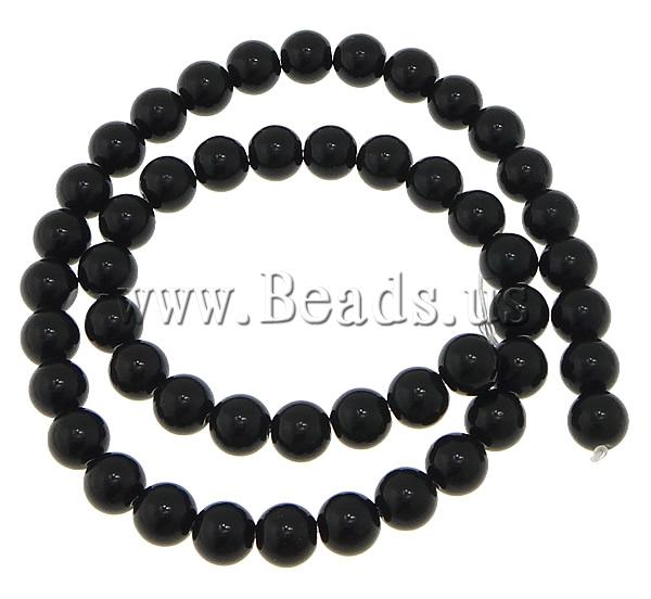 Free shipping!!!Black  Beads,Women Jewelry, Round, 12mm, Hole:Approx 1mm, Length:14.5 Inch, 10Strands/Lot, Sold By Lot<br><br>Aliexpress