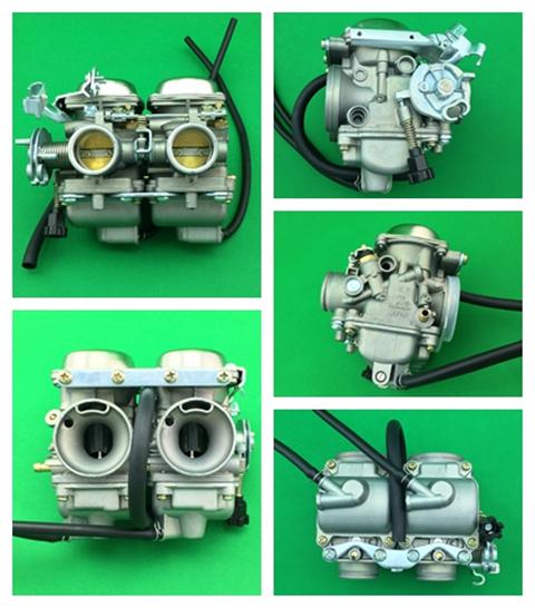 double head carburetor for CBT125 -PD26JS KUNFU-DOUBLE HEAD carburetor<br><br>Aliexpress
