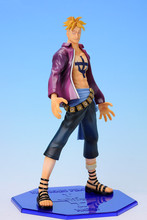 Anime One Piece POP DX 26CM Marco PVC Action Figure Collectible Model Toy Brinquedos