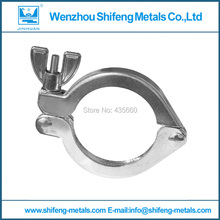 Clamp KF25 Stainless steel 304 Vacuum Pump Flange Fitting Parts --clamp only(China (Mainland))