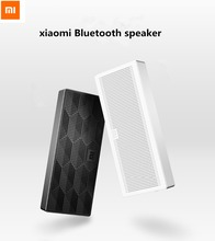 Original Xiaomi Mi Bluetooth Speaker Portable Wireless Mini Square Box Speaker for IPhone and Android Phones(China (Mainland))
