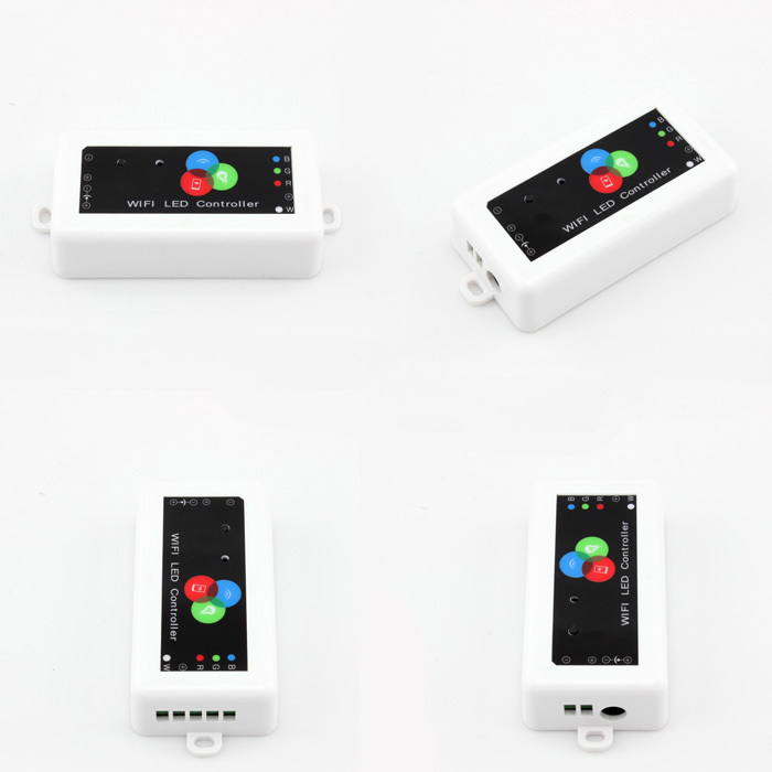 (USR-WL1) WIFI LED CONTROLLER, WIRELESS LED REMOTE CONTROLLER(China (Mainland))