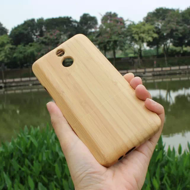 Personalized Phone Cover Wood Cases for HTC ONE E8(China (Mainland))