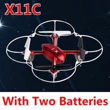 Original Syma X11C 2.4G 6 Axis GYRO RC Quadcopter with 2.0MP Camera Good RC Toys