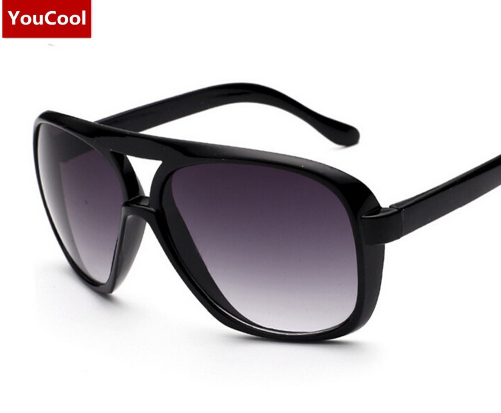 Hot 2015 summer fashion style glasses men sunglasses women brand designer men vintage sun What style glasses are in fashion 2015