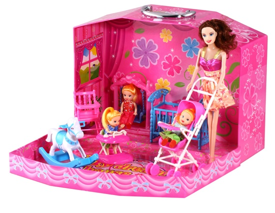 Babies Dolls House Dream House Series Baby