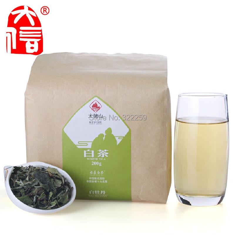 [DIDA TEA] 200g Fuding Premium White Tea ,King Of White Peony Tea, Baimudan Bai Mu Dan Free Shipping<br><br>Aliexpress