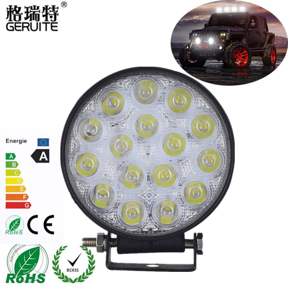 Tractor Safety Led Lights : Inch round tractor lights free engine image for user