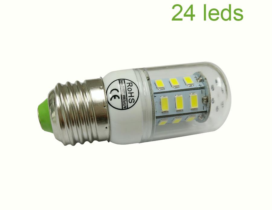 2016 new high quality led corn bulb led lamp e27 led bulb light high brightness 2W 4W 5W 7W e14 b22 AC220V with free shipping(China (Mainland))