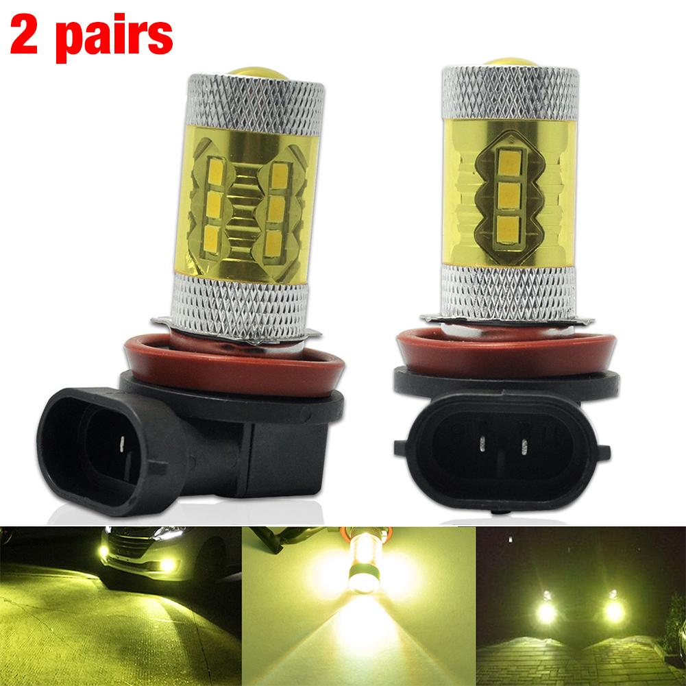 4X H11 Led Car Headlights 8w 800lm Car Led Light Bulbs H11 9005 9006 Automobiles Headlamp( Beam Angle: 360 )Fog Lamps(China (Mainland))