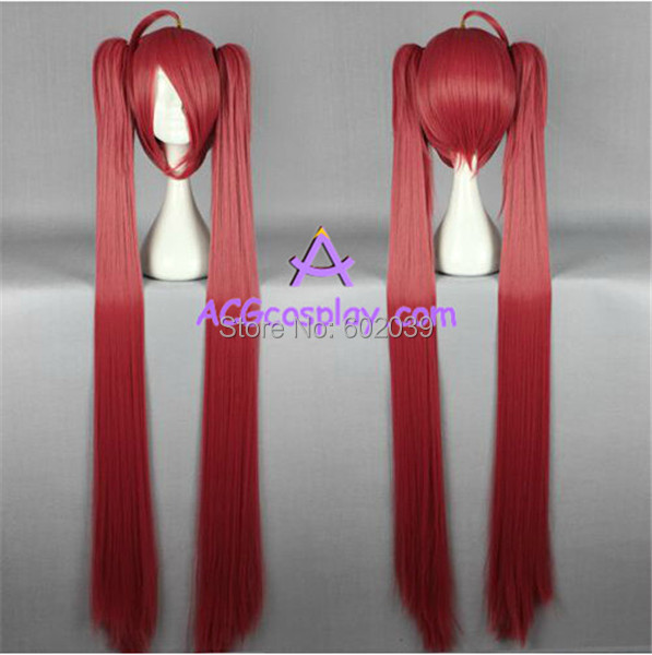 Date Live Itsuka Kotori cosplay wig one short two ponytails