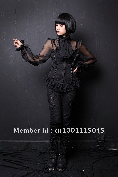 2012 China Cheap Steampunk Clothing Punk Rock Gothic Retail - Online Store 912636 store