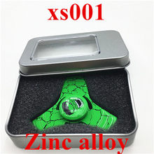 1 pc Fidget Spinner Metal Superman Spiderman Ironman Hulk Mão Dedo Spiner Capitão América Marvel Brinquedo Para Antistress Kid Adulto(China)