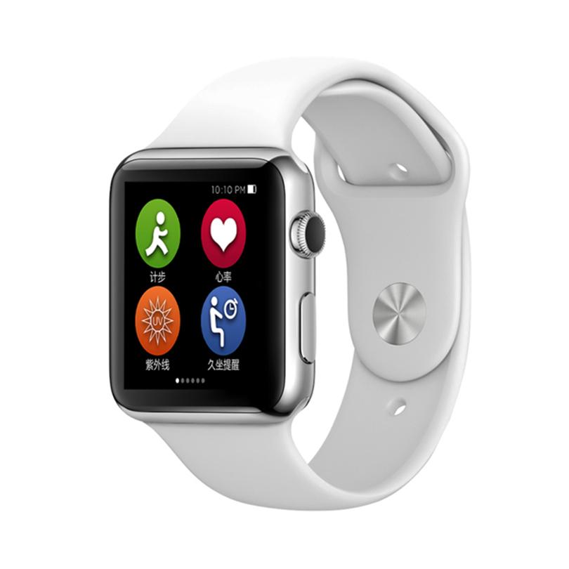 2016 new bluetooth smart watch iwo 1:1 smartwatch case for apple iphone samsung sony Huawei andriod phone pk gt08 gv18 u8 dz09(China (Mainland))