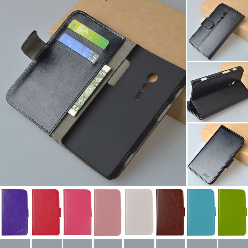 LT28i Wallet PU Leather Stand Flip Case for Sony Xperia Ion LT28i Cover Phone Bag Book Style with card holder JR Brand 9 Colors(China (Mainland))