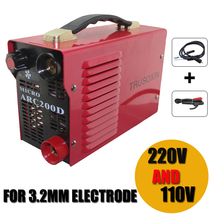 Mini 220V//110V Dual voltage power Micro 2.5KG IGBT Inverter DC welding machine/equipment/welders/welding device for family use(China (Mainland))