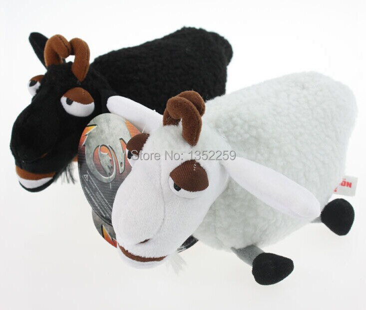 how to train your dragon soft sheep 2pcs/1set 20cm(China (Mainland))
