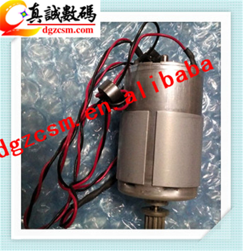 Grating disk motor / encoder motor for Epson Stylus Pro 3890 3880 3885 3800 carriage PF motor(China (Mainland))