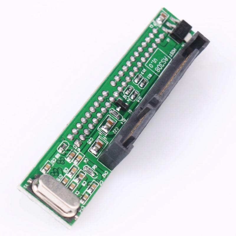 SATA TO 2.5 IDE Adapter Card UDMA6 ATA / 133 EIDE/Fast ATA For Notebook Compatible with DOS(China (Mainland))
