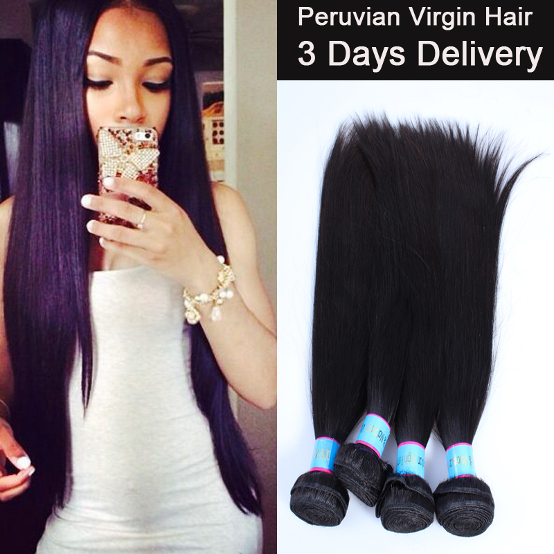 Compare prices on rosa queen hair store online shoppingbuy low 7a unprocessed 4 bundles peruvian virgin hair straight 100 unprocessed human hair weave remy queen pmusecretfo Image collections