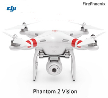 DJI Phantom 2 Vision RC Drone RTF FPV Quadcopter Helicopter with 300m wifi Repeater GPS &1080P 30/60i Video Camera