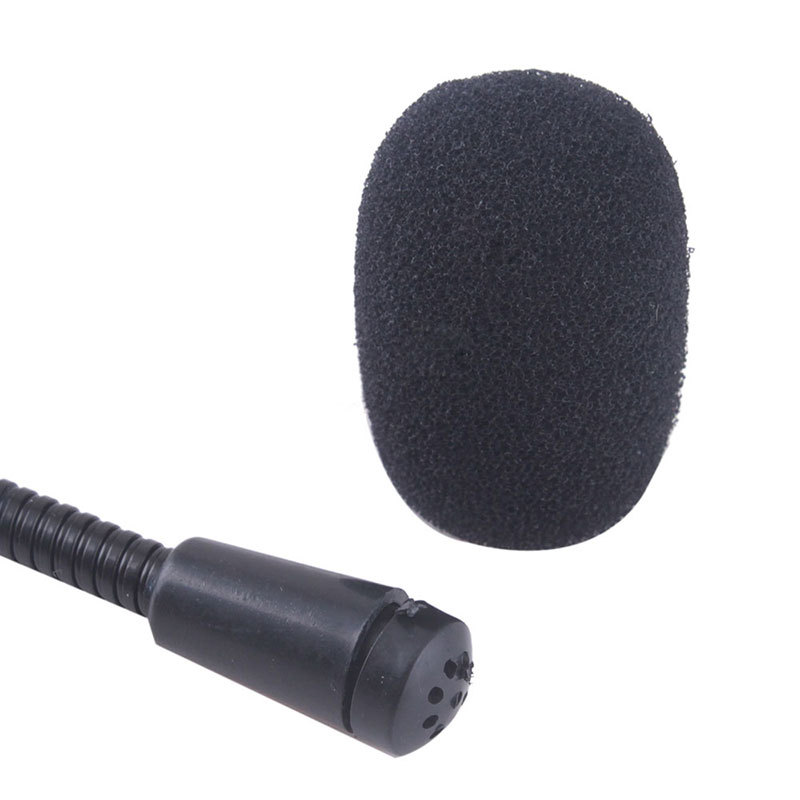 Classic Black 3 5mm Desktop Microphone Microphones for PC Computer Laptop 42105