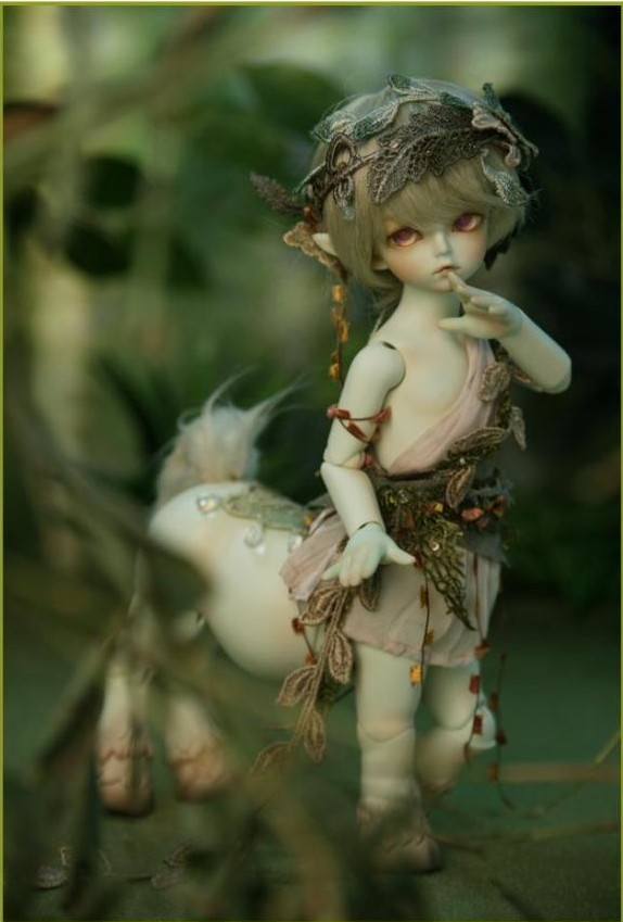 doll soom Aloa Sov Centaur bjd sd doll /head fairy horse Free eyes(China (Mainland))