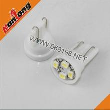 100 pcs T10 194 168 W5W attacked 4led 4smd 4 LED 3528 SMD 1210 car Side Wedge car 12 V lmpada lampadas Indicator Light(China (Mainland))