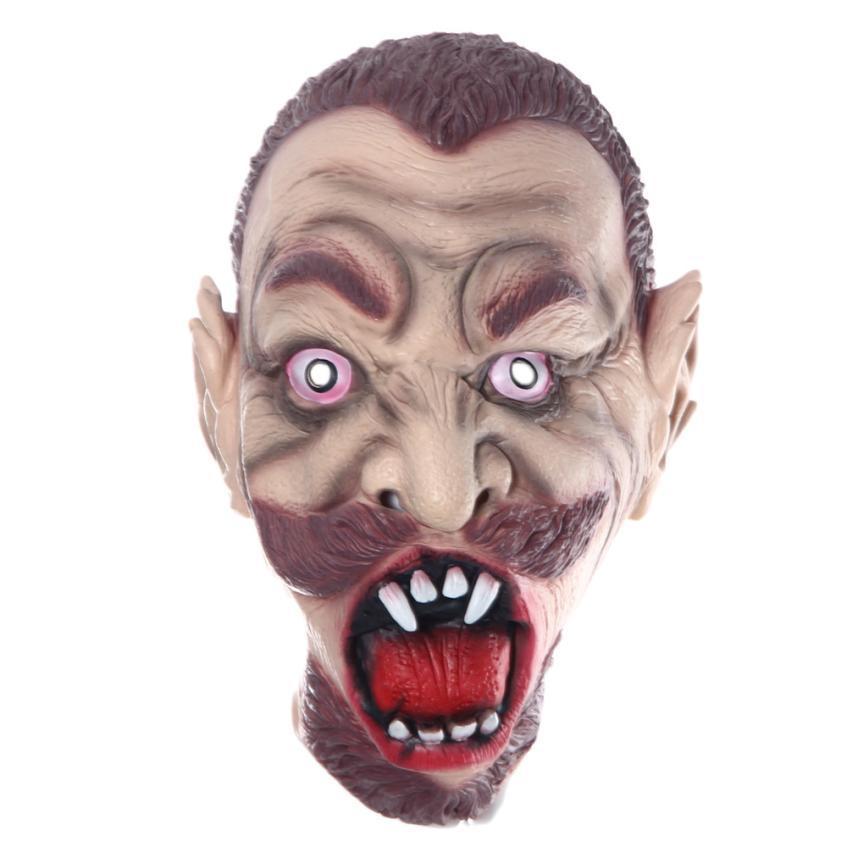 latex free halloween masks