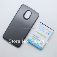 3900mah extended replacement high capacity Battery For SAMSUNG GALAXY NEXUS i9250 + Back Door Cover + free shipping