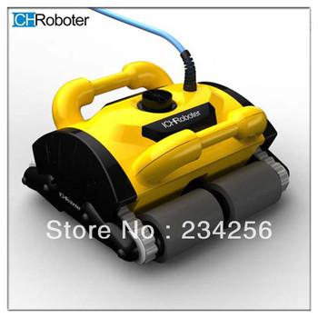 Environmental friendly robotic pool cleaner