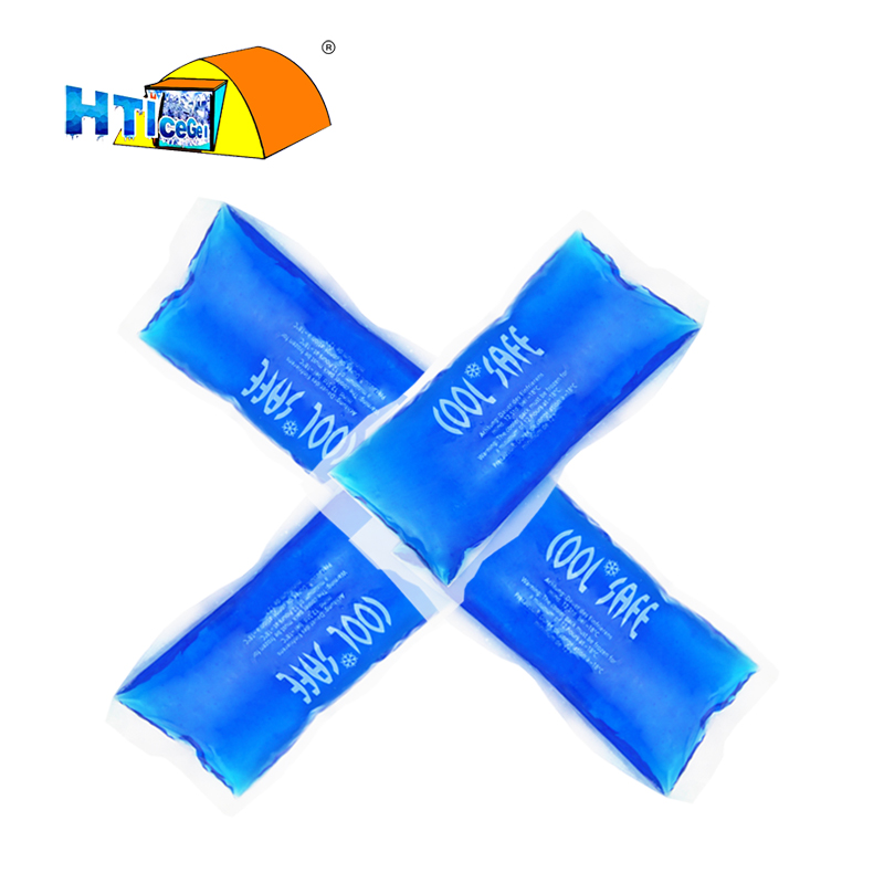 Super Large size blue ice gel 4 pieces for Diabetic Insulin cooler pack bag in cooling box keep cooler up to 24 hours(China (Mainland))