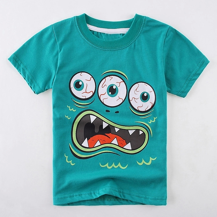 Wholesale new 18m 6t summer 100 cotton children short for Kids t shirts in bulk