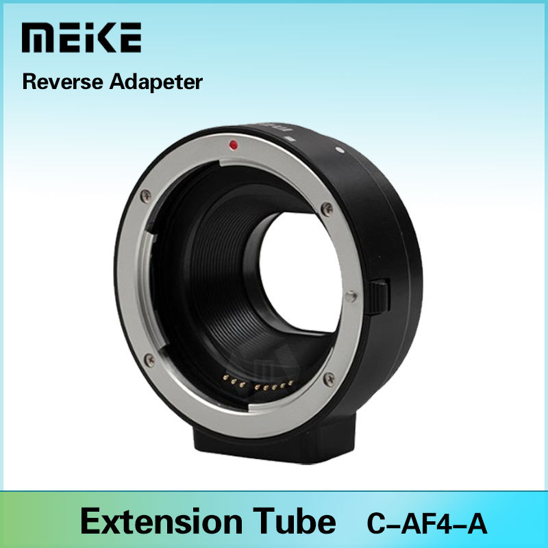Meike Electronic Auto Focus adapter for Canon EOS EF-S lens to EOS M EF-M camera Mount(China (Mainland))