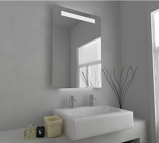 sans cadre miroirs salle de bain achetez des lots a petit With carrelage adhesif salle de bain avec cadre lumineux led