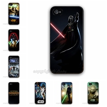 15 Designs Hot Movies Star Wars Clone Wars Phone Case For Apple iPhone 5C Custom Hard Plastic Mobile Cover Accessories