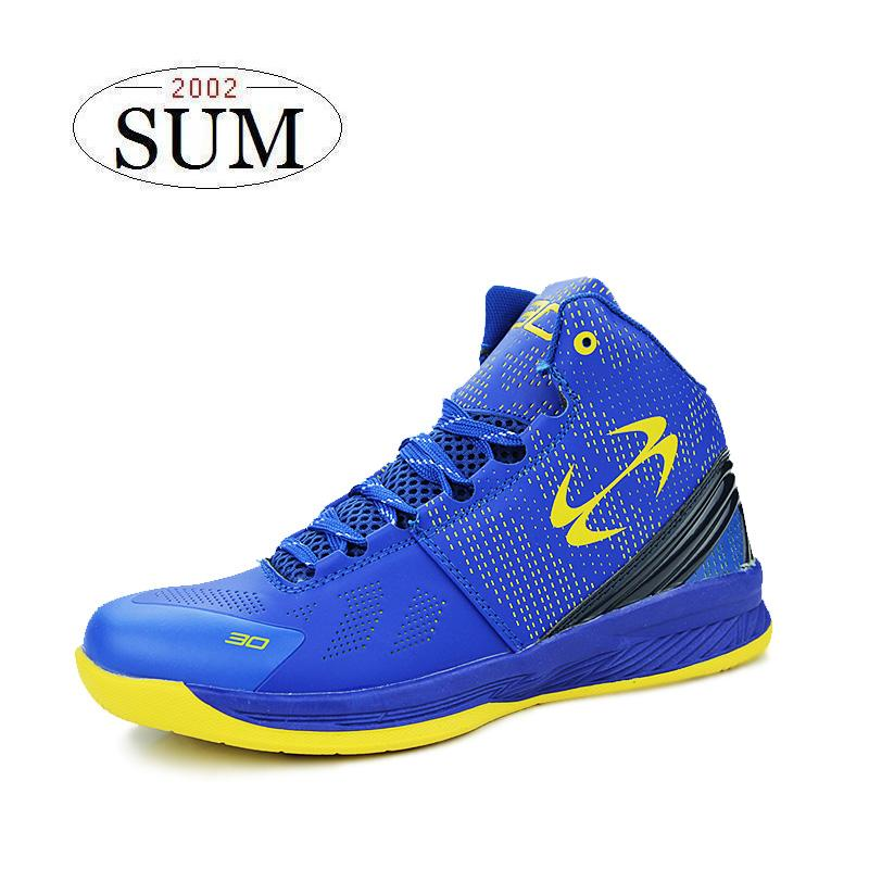 4 colors new arrival 2016 brand men's basketball shoes woman sneakers high top for lovers sport shoes ankle boot style(China (Mainland))