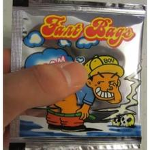 new gadget Smelly package fart bomb bag April fool's day halloween creative prank bromas stench bag funny gadgets toys (China (Mainland))
