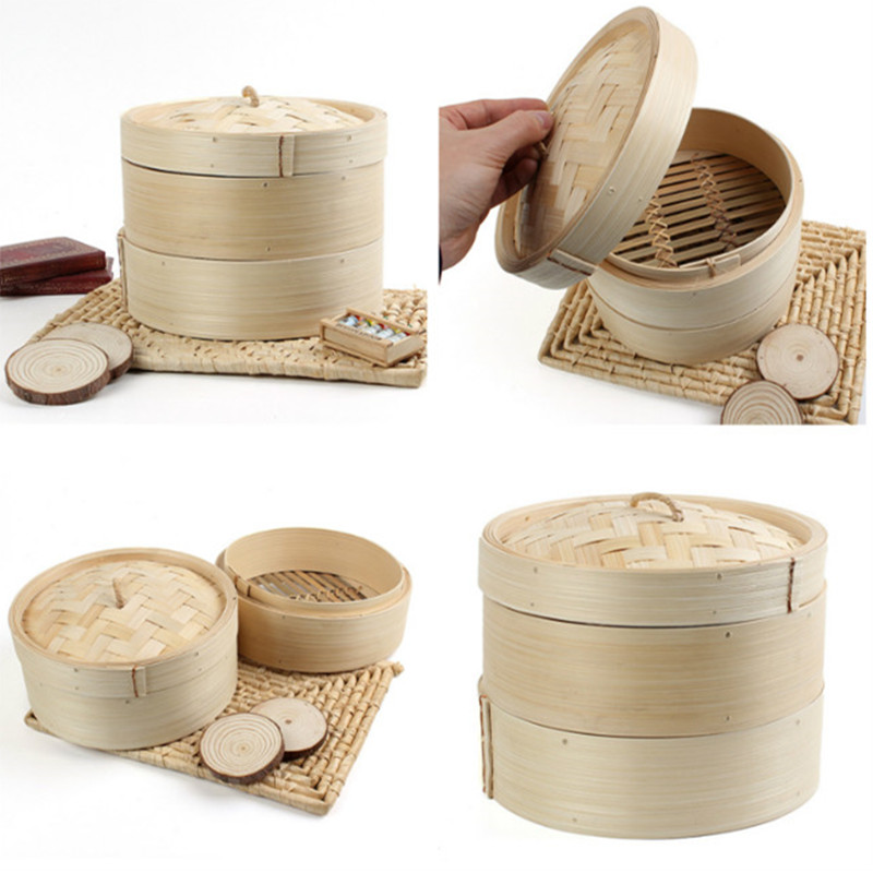 how to steam fish in bamboo steamer
