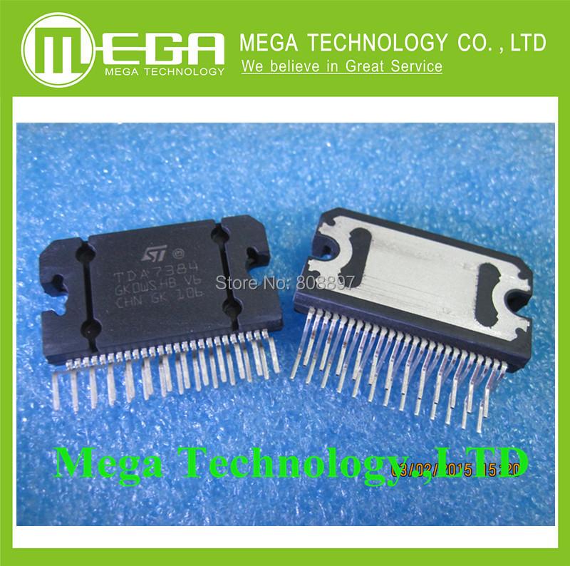 Free Shipping 10PCS TDA7384 car audio amplifier IC chip power amplifier IC(China (Mainland))