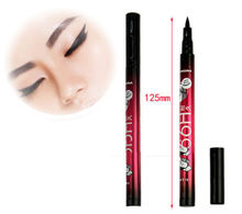 New Arrival 13 x 0.8cm(L X W) Black Eye Make Up Eyeliner Pencil Waterproof Eyebrow Pen Eye Liner Cosmetics Eyes Makeup(China (Mainland))